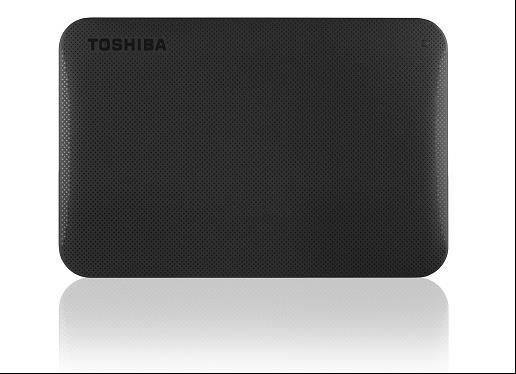 "TOSHIBA HDD CANVIO READY 1TB, 2,5"", USB 3.0, černý, HDTP210EK3AA"