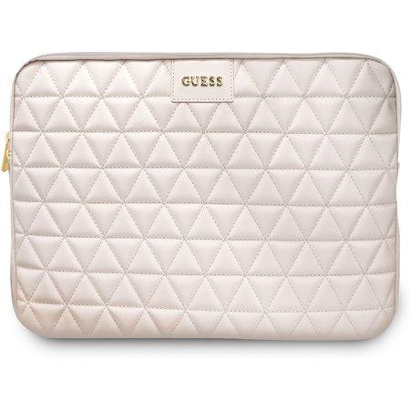 """GUCS13QLPK Guess Quilted Obal pro Notebook 13"""" Pink, 3700740471579"""