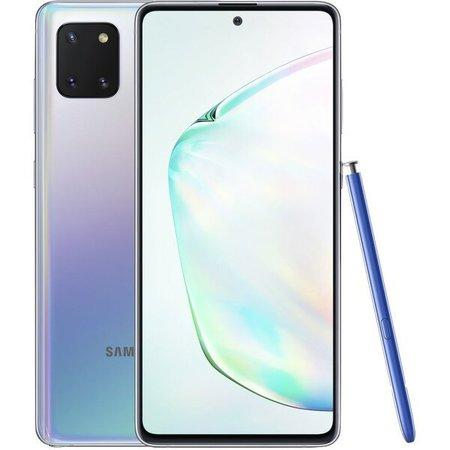 Samsung Galaxy Note10 Lite Dual SIM stříbrný