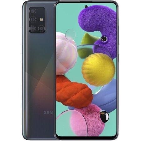 Samsung Galaxy A51 Dual SIM černý