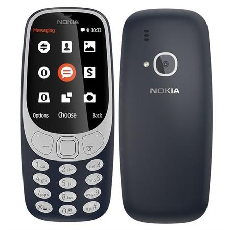 Nokia 3310, Single SIM, modrá