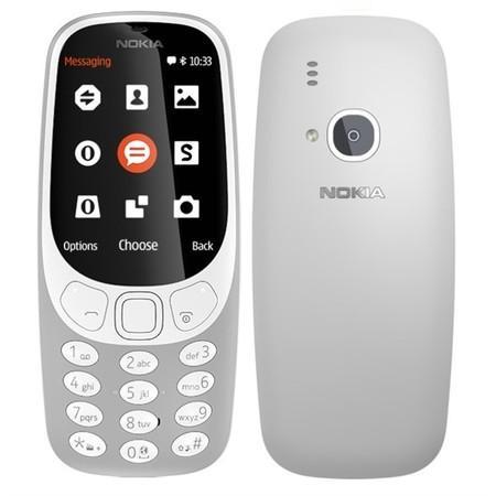 NOKIA 3310 SS Grey