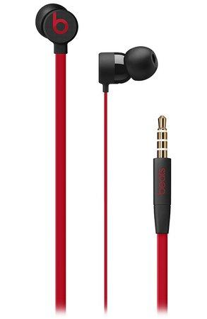 urBeats3 Earphones 3.5mm - Defiant Black-Red