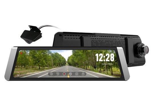CEL-TEC digitální kamera do auta M10s DUAL GPS Premium