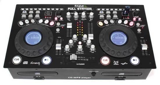 Ibiza sound FULL-STATION