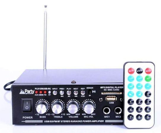 PARTY Light&Sound PLS1250USB-RC