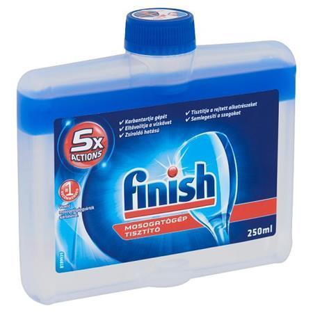 FINISH/CALGONIT čistič do myčky 250ml