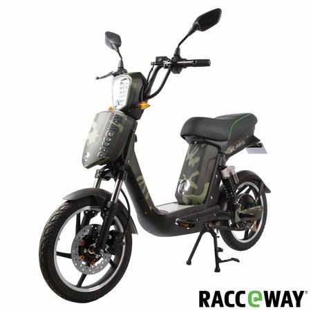 RACCEWAY E-BABETA ( EBABETA ), maskáč zelený