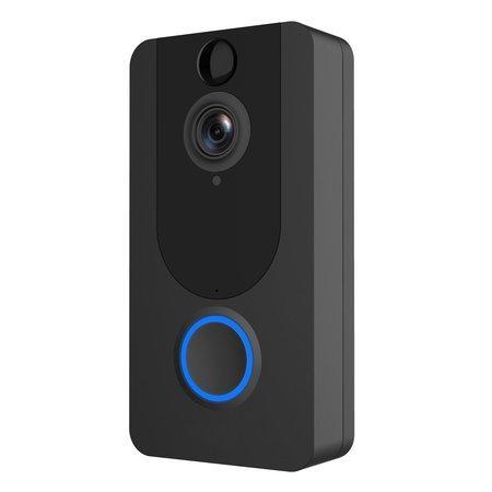 PLATINET bezdrátový zvonek s Wi-Fi kamerou