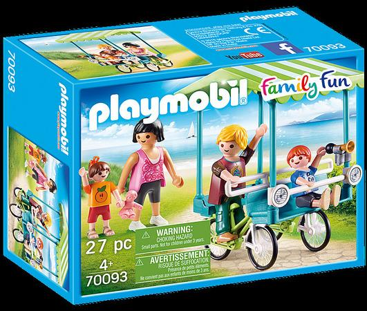 PLAYMOBIL® Family Fun 70092 Minigolf