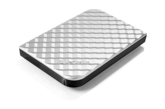 """HDD ext. 2,5"""" Verbatim Store `n` Go GEN2 2TB, USB 3.0 - stříbrný, 53198"""