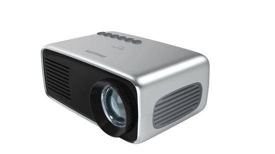 Philips LED mini projektor NeoPix START NPX240, 650 LED Lumenů, repro