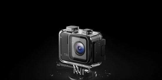 Odolná digitální kamera Apeman A100 TRAWO, 4KUltra HD ,EIS , WiFi, voděodolné pouzdro do 40m
