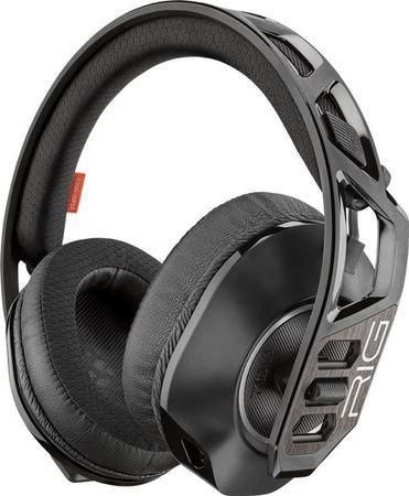Plantronics RIG 700HS, bezdrátová herní sluchátka s mikrofonem, pro PS4, černá