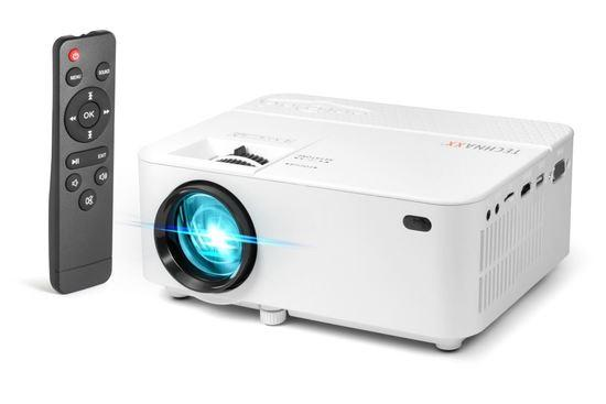 Technaxx mini LED FHD projektor, repro, TX-113