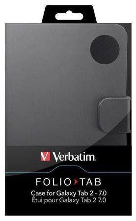 Verbatim Folio - Tab pro tablet Galaxy Tab 2 7.0.