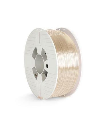 VERBATIM 3D Printer Filament PET-G 2.85mm 1000g transparent, 55059