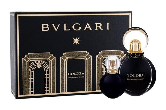 Bvlgari Goldea The Roman Night EDP 50 ml + EDP 15 ml