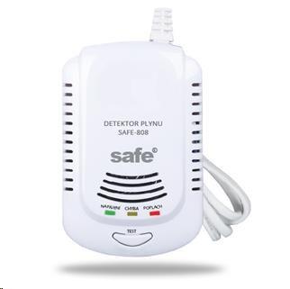 SAFE 808 hlásič zemního plynu