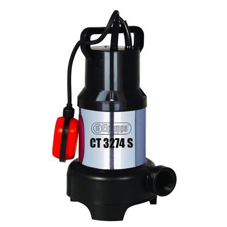 Elpumps CT 3274 S univerzální ponorné kalové čerpadlo
