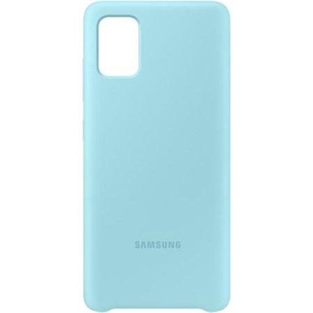 Samsung EF-PA515TL Silicone Cover Galaxy A51, Blue