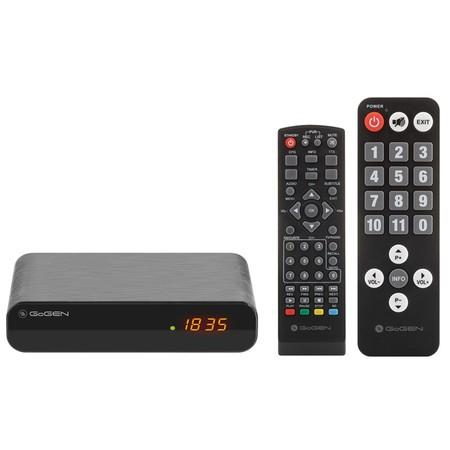 Set-top box GoGEN DVB 133 T2 SENIOR