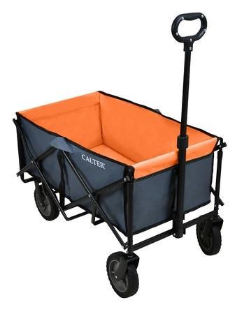 CALTER přepravní skládací vozík oranžový