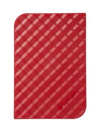 VERBATIM Store 1TB G2 Red (53203), 210540455039