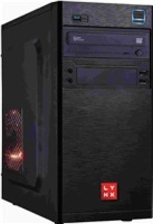 LYNX Easy i5-9400F 8G 480GB SSD DVD W10H, 10462617