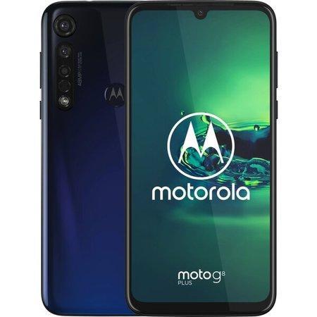 Motorola Moto G8 Plus 4GB/64GB kosmicky modrá
