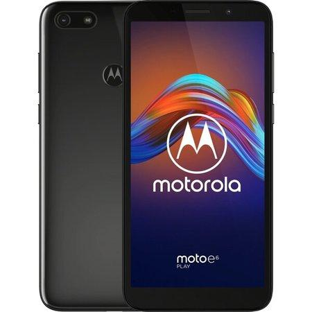 Motorola Moto E6 Play 2GB/32GB černý