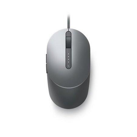 DELL Dell myš MS3220 /laserová/ USB/ drátová/ šedá