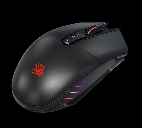 A4tech BLOODY P91, herní myš, 5000DPI, USB, Core 3, P91A