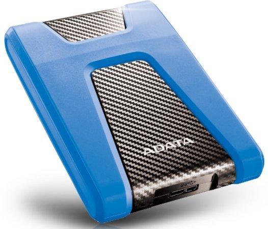 """ADATA externí HDD 2TB HD680 USB 3.1 2.5"""" guma/plast"""