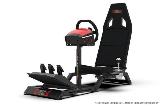 Next Level Racing Challenger Simulator Cockpit, závodní kokpit