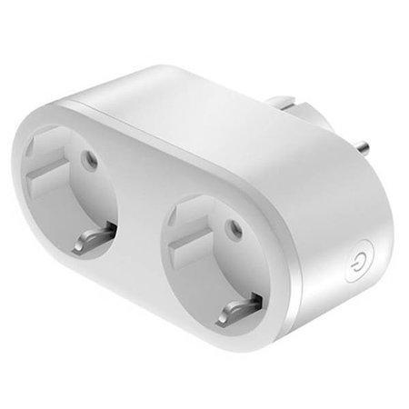 COLORWAY CW-SP2B-PTM/ Wi-Fi chytrá zásuvka/ 16A - 3680W/ Dual
