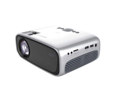 Philips LED mini projektor NeoPix EASY NPX440, 2600 LED Lumenů, WVGA, repro