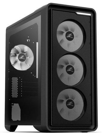 Zalman skříň M3 Plus / Mini tower / Micro ATX / USB 3.0 / USB 2.0 / průhledná bočnice, M3 Plus