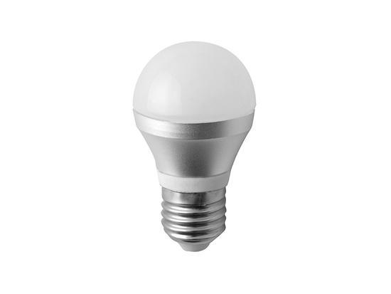 Panlux E27-348/S ŽÁROVKA LED světelný zdroj 230V E27 - studená bílá 3W