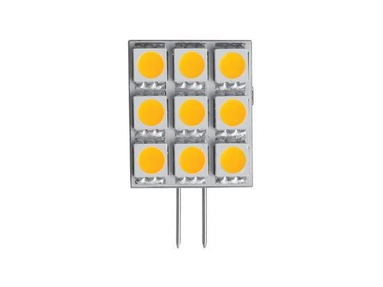 Panlux KAPSULE 120 světelný zdroj 9LED 12V 2W G4 studená bílá