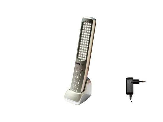 Panlux ALD-60/CH SILVERSTONE 60 přenosné profi LED svítidlo 60 LED