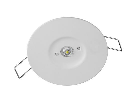 Panlux CARPO vestavné nouzové svítidlo 3W 3h AREA anti-panic
