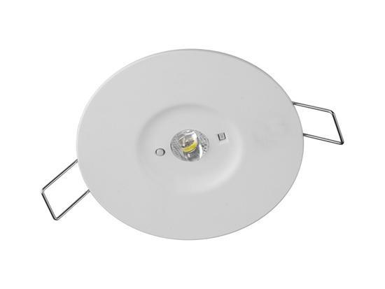 Panlux CARPO vestavné nouzové svítidlo 3W 3h CORRIDOR