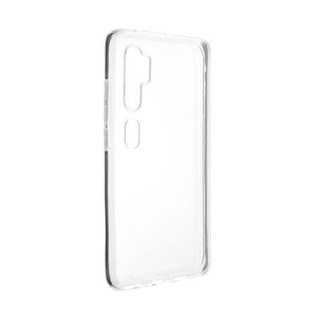 FIXED TPU pouzdro Xiaomi Mi Note 10 čiré