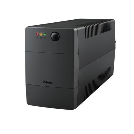 TRUST PAXXON 800VA UPS, 2 zásuvky, 23503