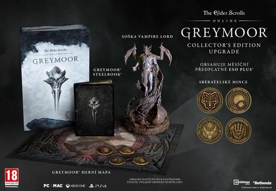 XOne - The Elder Scrolls Online: Greymoor Coll. ed