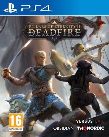 PS4 - Pillars of Eternity II - Deadfire