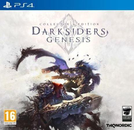 PS4 - Darksiders - Genesis CE