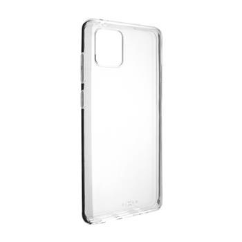 Pouzdro FIXED TPU gelové Samsung Galaxy Note 10 Lite, čiré