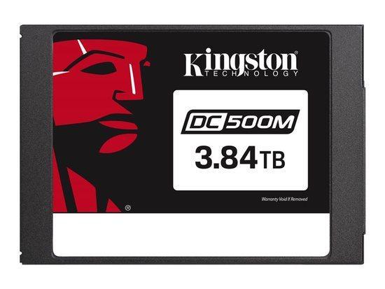 KINGSTON, 3840G Data Centre SSD DC500M Enterprise, SEDC500M/3840G